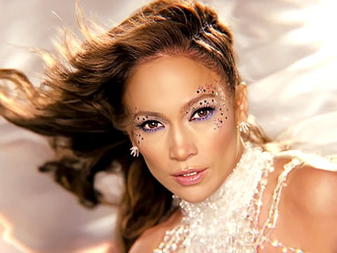 Jennifer Lopez - Feel the Light (star makeup)