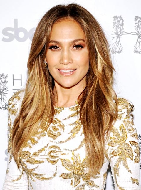 jlo old look
