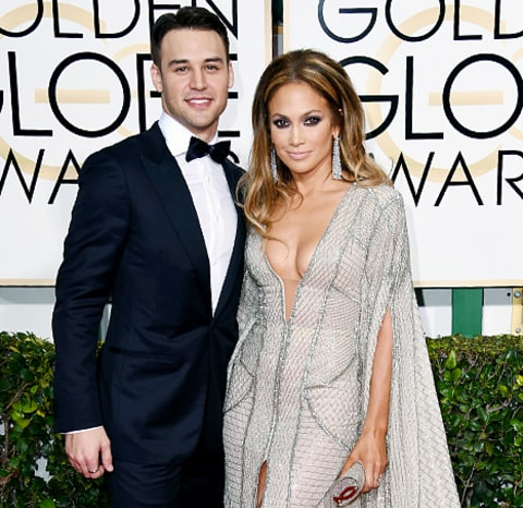 j-lo and ryan guzman