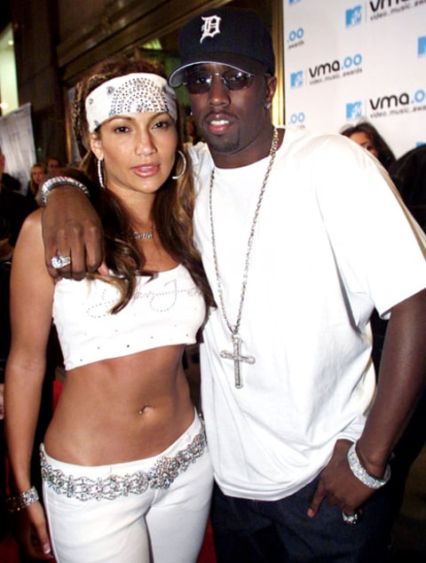 jlo diddy old school