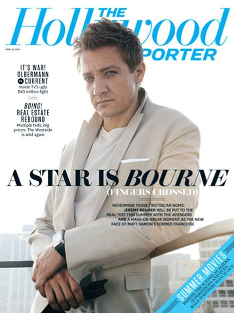 jeremy renner hollywood reporter