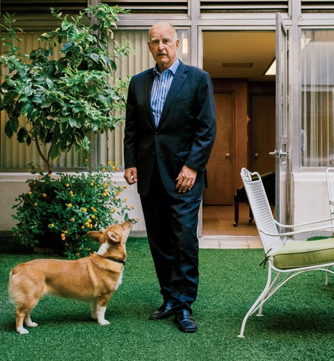 Jerry Brown's California Dream: The Rolling Stone Interview