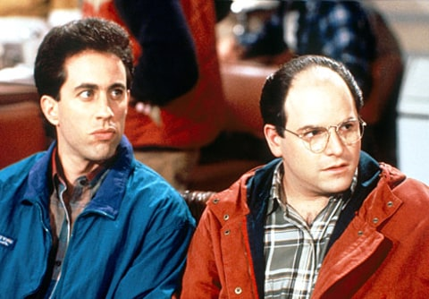 Jerry Seinfeld and Jason Alexander Reunion