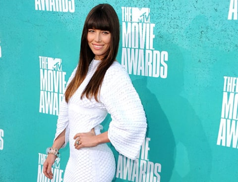 jessica biel mtv awards