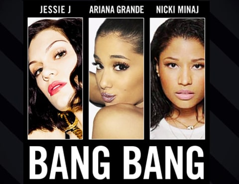jessie j ariana grande nicki minaj new single
