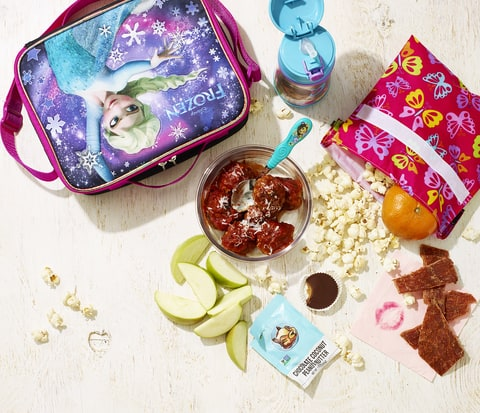 Jillian Michaels' kids' lunchbox