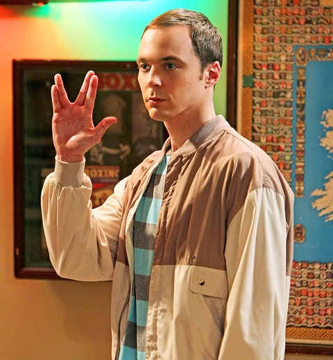 May The Fourth Be With You Big Bang Theory