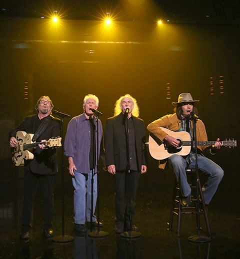 fallon and crosby stills and nash