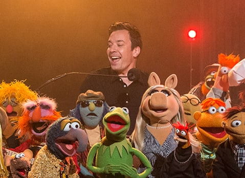 Jimmy Fallon & The Muppets