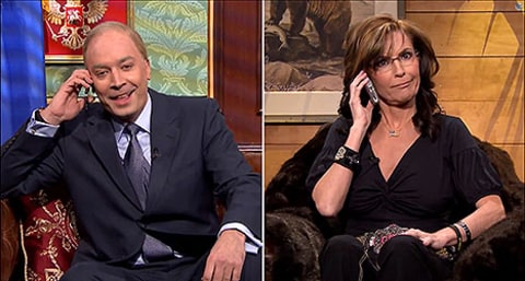 sarah palin and jimmy fallon