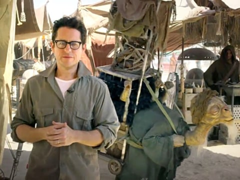 JJ Abrams - Star Wars