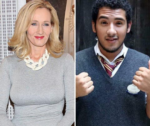 Author JK Rowling sends personal note to Orlando victim's funeral