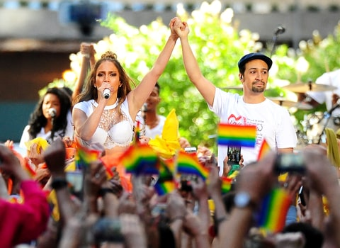 Jennifer Lopez performs tribute to Orlando victims on 'Today'