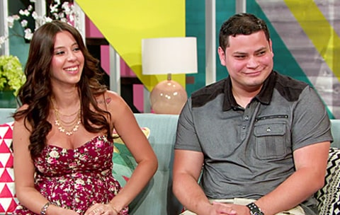Vee Torres and Jo Rivera on the Teen Mom 2 Reunion