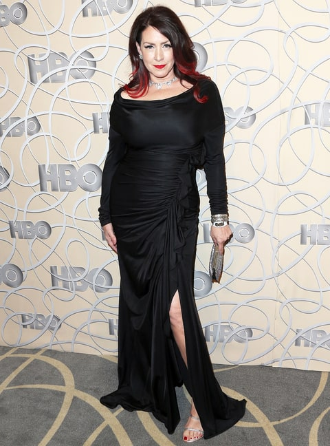 Joely Fisher Golden Globes