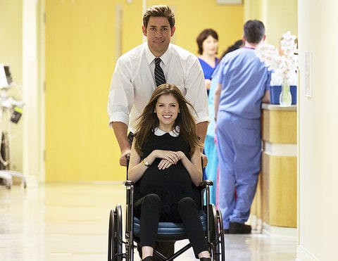 John Krasinski Anna Kendrick The Hollars