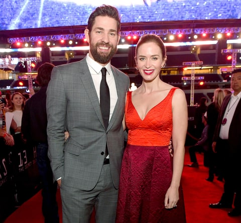 Emily Blunt Is Pregnant, Expecting Second Child With John ...