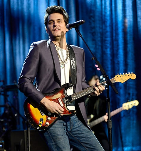 John Mayer - Howard Stern Birthday