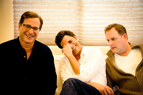 saget, stamos and coulier