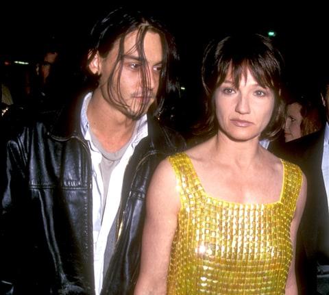 Johnny Depp's Romantic History from Amber Heard to Winona ...