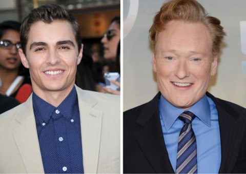 Conan and Dave Franco