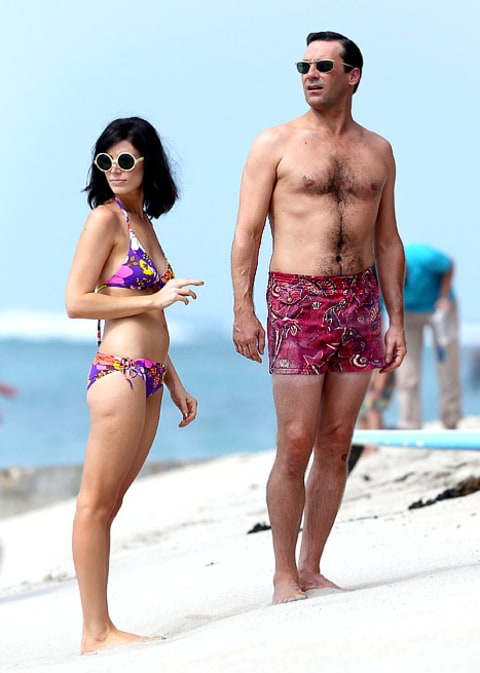 jon hamm and jessica pare