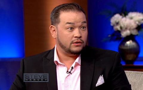 Jon Gosselin on Steve Harvey