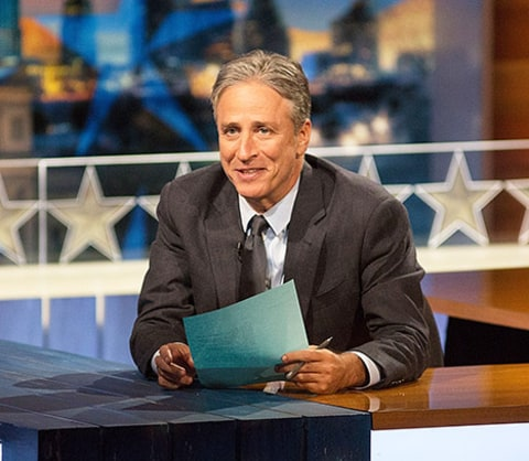 Jon Stewart on the Daily Show