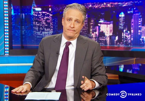 Jon Stewart Rages Against Eric Garner Verdict