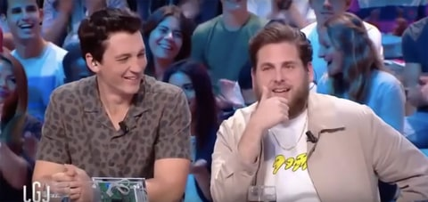 Jonah Hill was promoting his movie War Dogs with co-star Miles Teller when he was humiliated by the French host