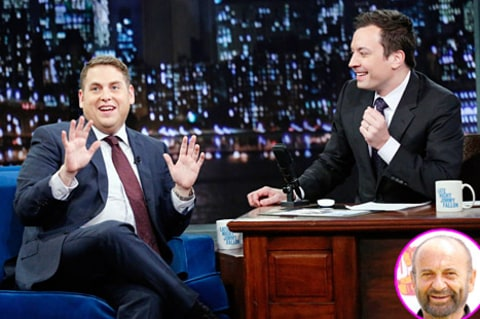 jonah hill on fallon