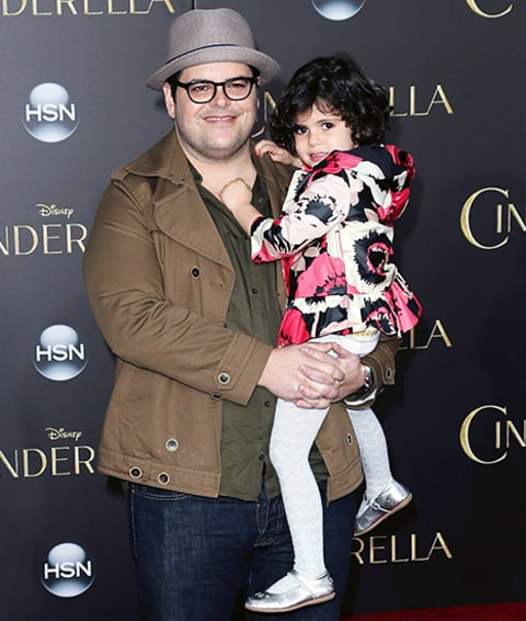 josh gad and daughter