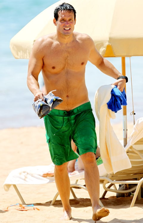 josh hopkins hawaii