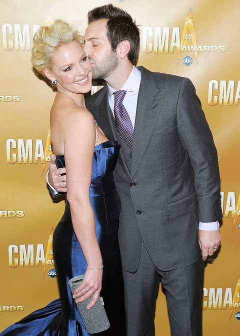 Katherin Heigl Josh Kelley