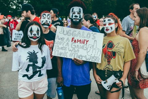 juggalo march insane clown posse washington dc