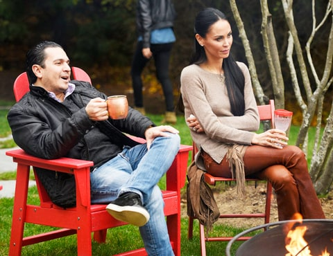 Jules and Michael Wainstein