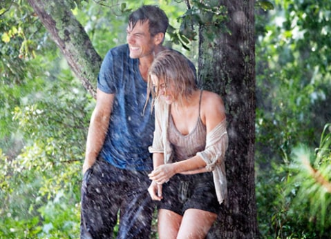 julianne hough josh duhamel rain