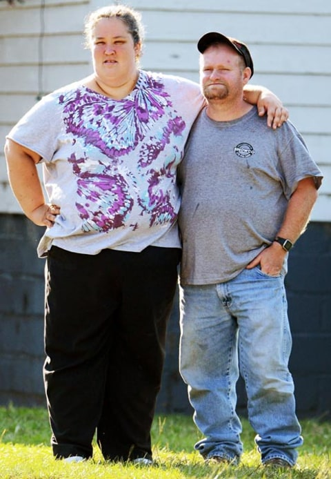 honey boo boo's parents