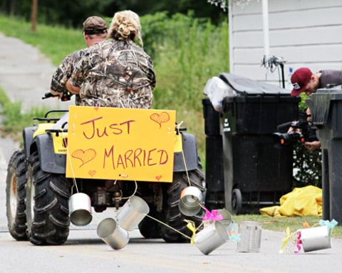 june shannon wedding atv