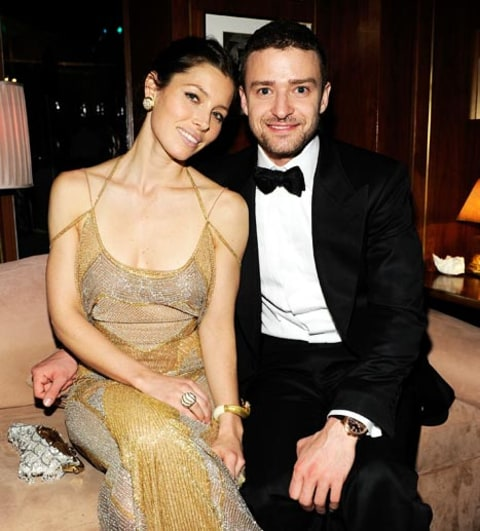 Justin Timberlake and Jessica wedding timeline 1