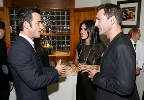 courteney johnny and justin