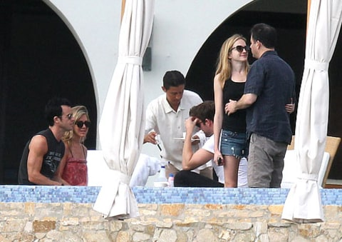 Jen Justin Emily John Jimmy Molly mexico
