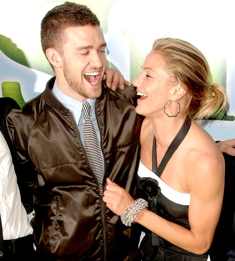 how long were justin timberlake and cameron diaz dating