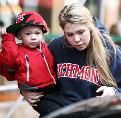 kailyn lowry and issac