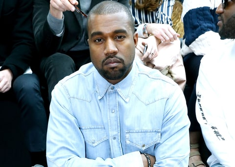Kanye West is asking Facebook's Mark Zuckerberg for financial aid.