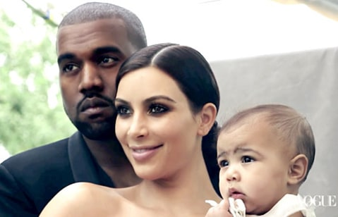 Kimy and North - Vogue