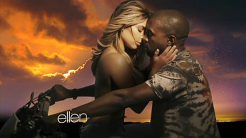 Kanye's new music video with Kim