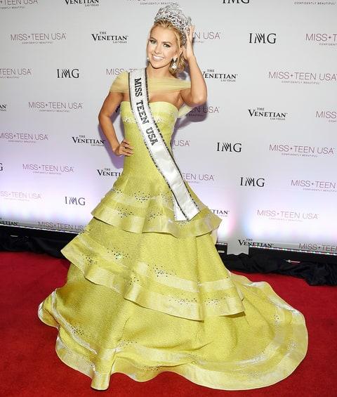 Miss Teen USA Karlie Hay