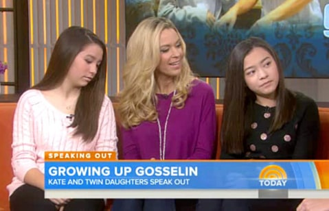 Kate Gosselin - Today Show
