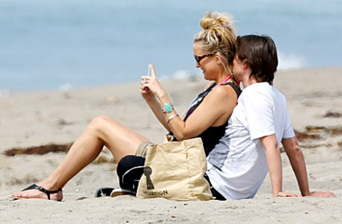 kate hudson and matthew bellamy 1